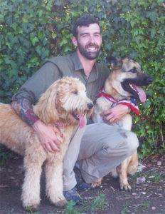Dog Trainer Dan Dudley