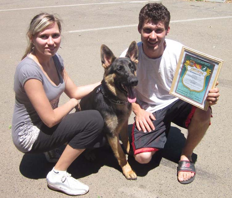 Dog Trainer Program