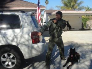 K9 Police Dog Training