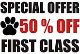 Dog Training Class - 50% Off