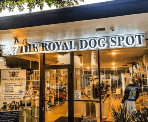 The Royal Dog Spot Beverly Hills